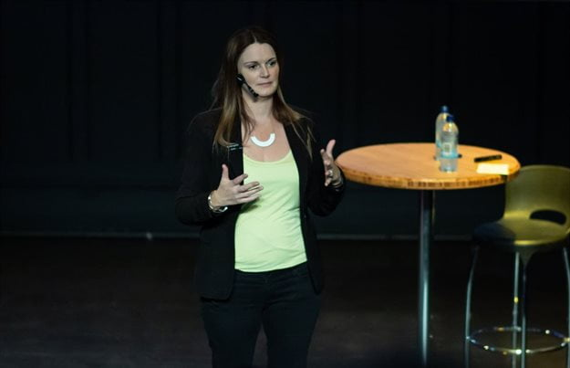 Sasha Knott Female Entrepreneur and Speaker